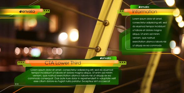 Videohive Lower Third News 6 6450615