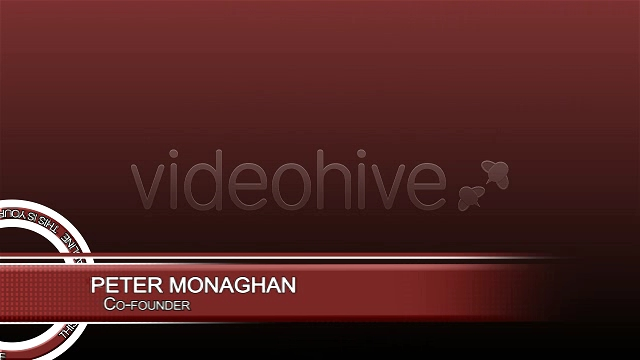 Videohive LowerThirdPack I