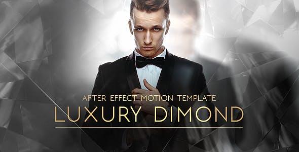 Videohive Luxury Dimond 20234883