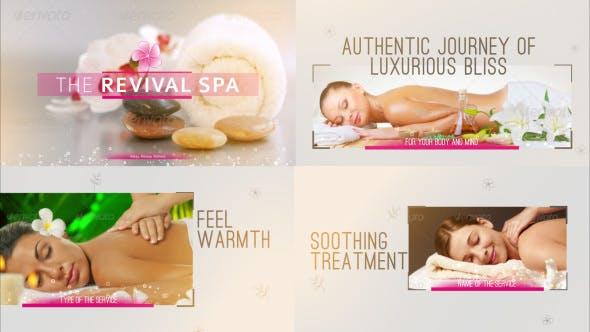 Videohive Luxury Spa Showcase 15176034