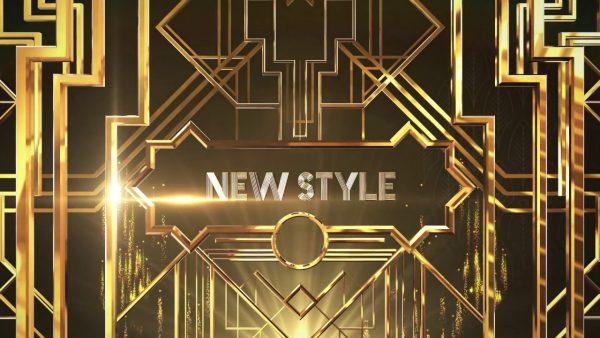 Videohive Luxury Title 15096539