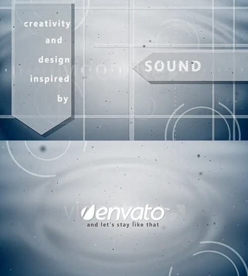 Videohive MUSIC FLOW