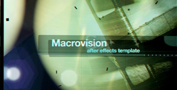 Videohive Macrovision 2021686