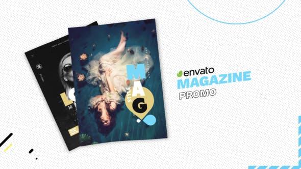 Videohive Magazine Fast Promo 25766699