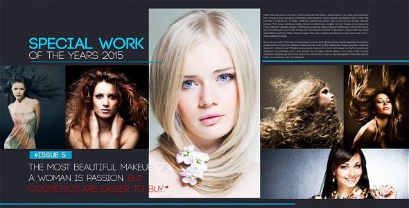 Videohive Magazine Layout 12607946