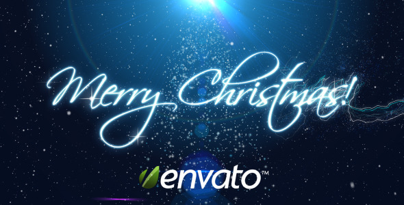Videohive Magic Christmas