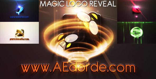 Videohive Magic Logo Reveal 563211