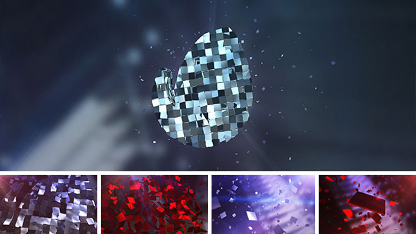 Videohive Magic Metal and Red Logo Text Reveal 11333358