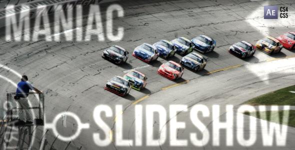 Videohive Maniac Slideshow