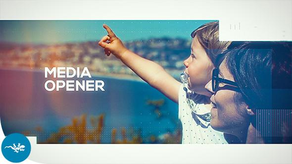 Videohive Media Opener 18561857
