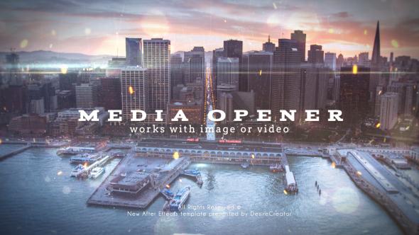 Videohive Media Opener 20541745
