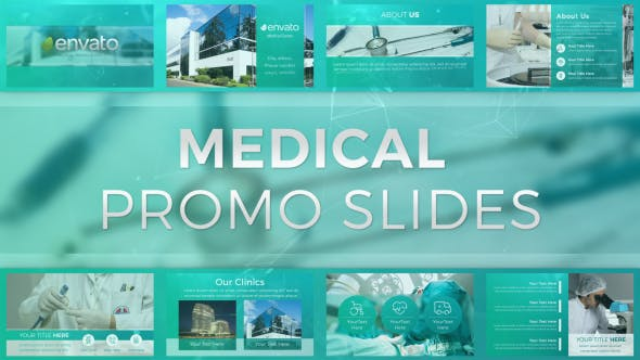 Videohive Medical Presentation 20166571