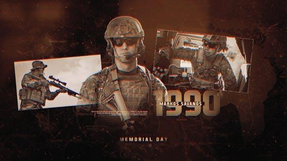 Videohive Memorial Day 26718771