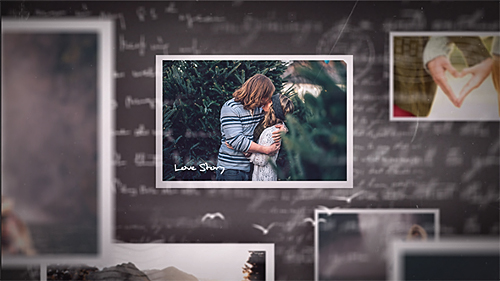 Videohive Memories of Moments 19663100