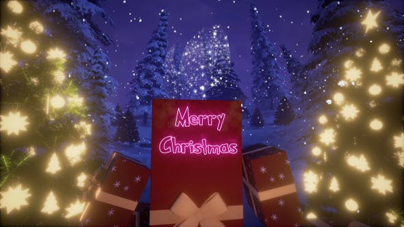 Videohive Merry Christmas 18664743