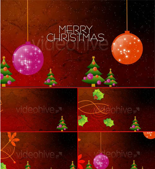 Videohive Merry Christmas 67530