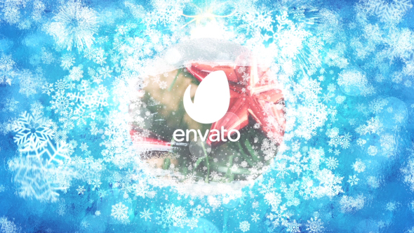 Videohive Merry Christmas Celebration Logo 19011959