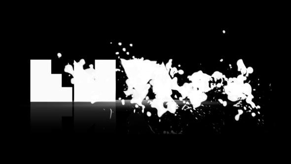Videohive Milk Logo Experiment 5706757