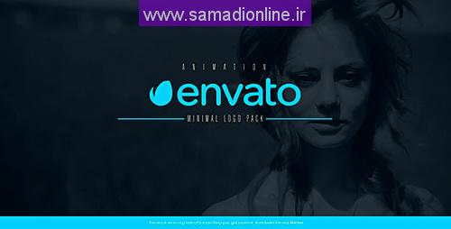Videohive Minimal Intro Logo Pack