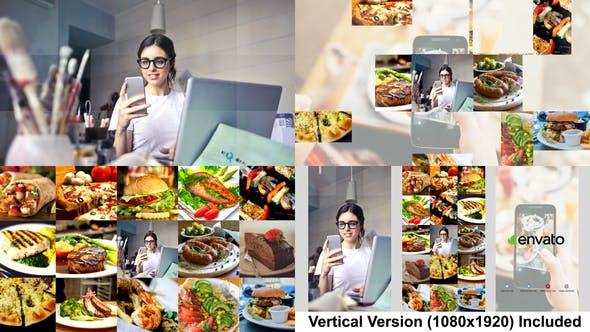 Videohive Minimal Multi Image Logo 14432610