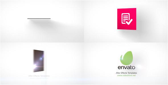 Videohive Minimalist Logo Reveal 11177149