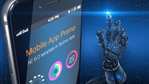 Videohive Mobile App Promo Pack 11418020