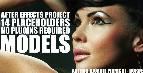 Videohive Models 336297