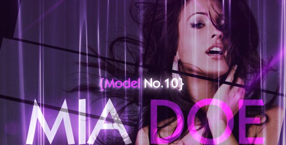Videohive Models Agency 1129422