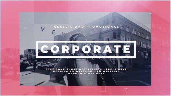 Videohive Modern Corporate 23153914