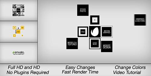 Videohive Modern Corporate Logo Reveal