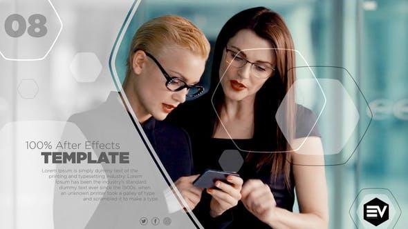 Videohive Modern Corporate Slideshow 4 23151668