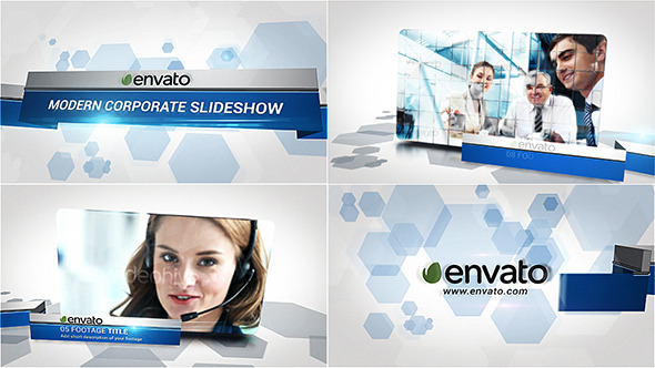 Videohive Modern Corporate Slideshow