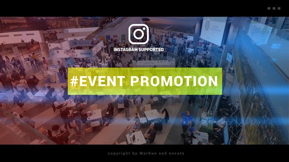 Videohive Modern Fast Event 23386869