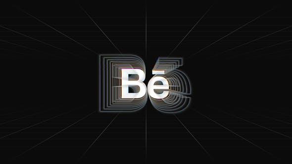 Videohive Modern Glitch Logo 26424047