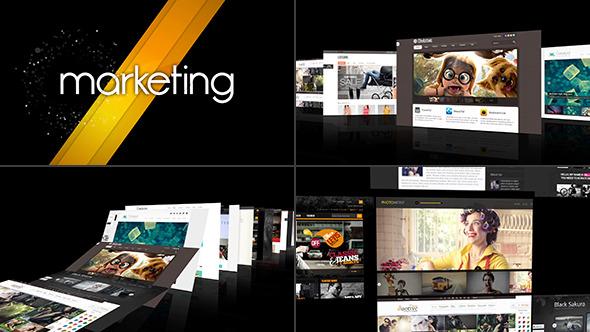 Videohive Modern IntroDemo Reel 4264445