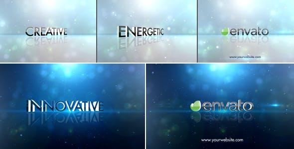Videohive Modern Logo Intro 7948556