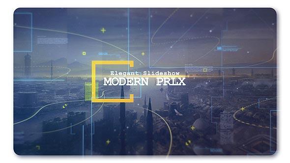Videohive Modern Parallax Cinematic Slideshow 19729495