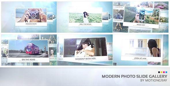 Videohive Modern Photo Gallery 17352081