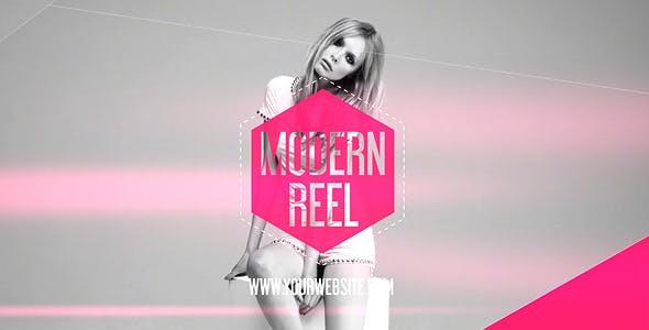 Videohive Modern Reel Opener 13937447