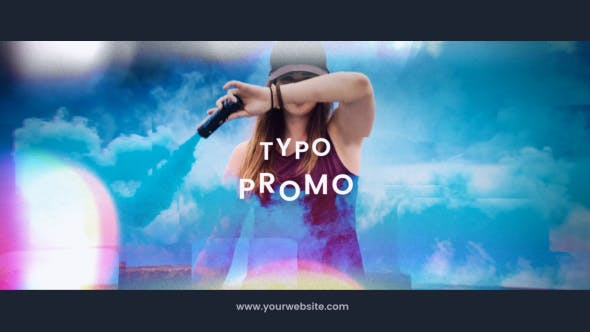 Videohive Modern Typography Promo 20650295
