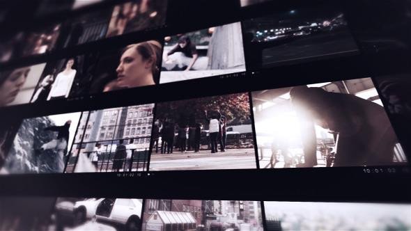 Videohive Modern Video Frame