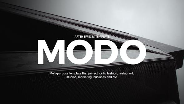 Videohive Modo - Fashion Broadcast 19912745