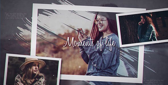 Videohive Moments of Life 21225304