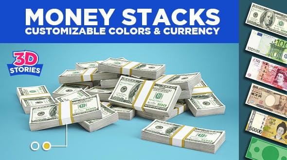 Videohive Money 20212608