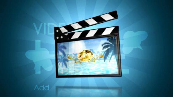 Videohive Movie Clapper Promo 44248