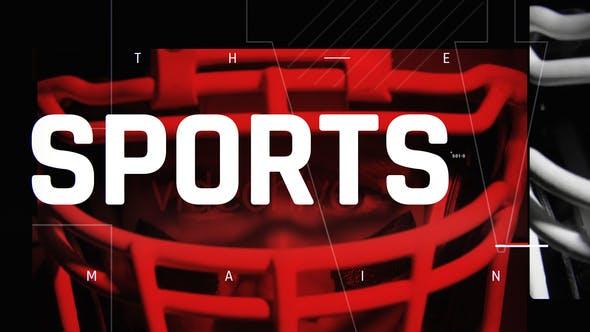 Videohive Multi-Field Sports Promo 22012769