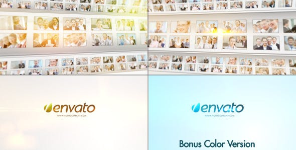 Videohive Multi Video Corporate Logo 5272050