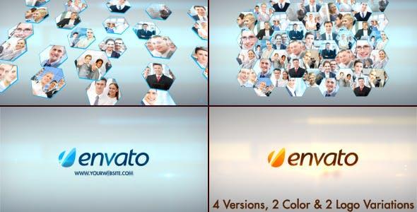 Videohive Multi Video Image Logo 5869858
