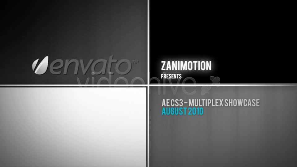 Videohive Multiplex Showcase