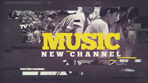 Videohive Music Channel 19556062